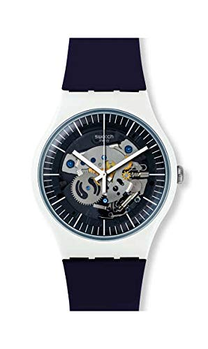 Swatch Siliblue Mens Watch