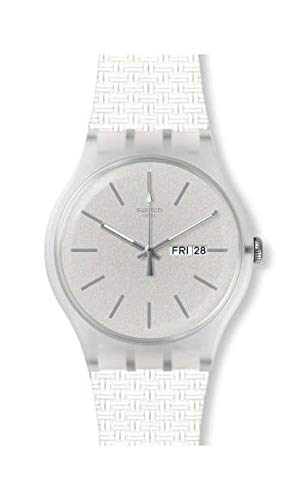 Swatch Bricablanc Unisex Watch