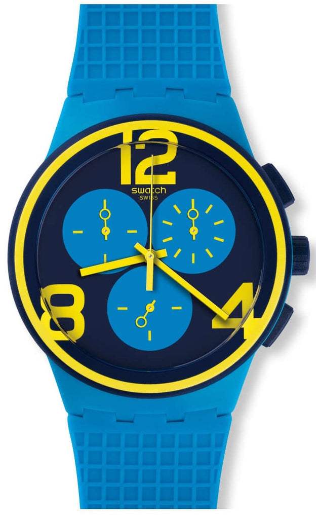 SWATCH ON YOUR MARK Unisex Watch