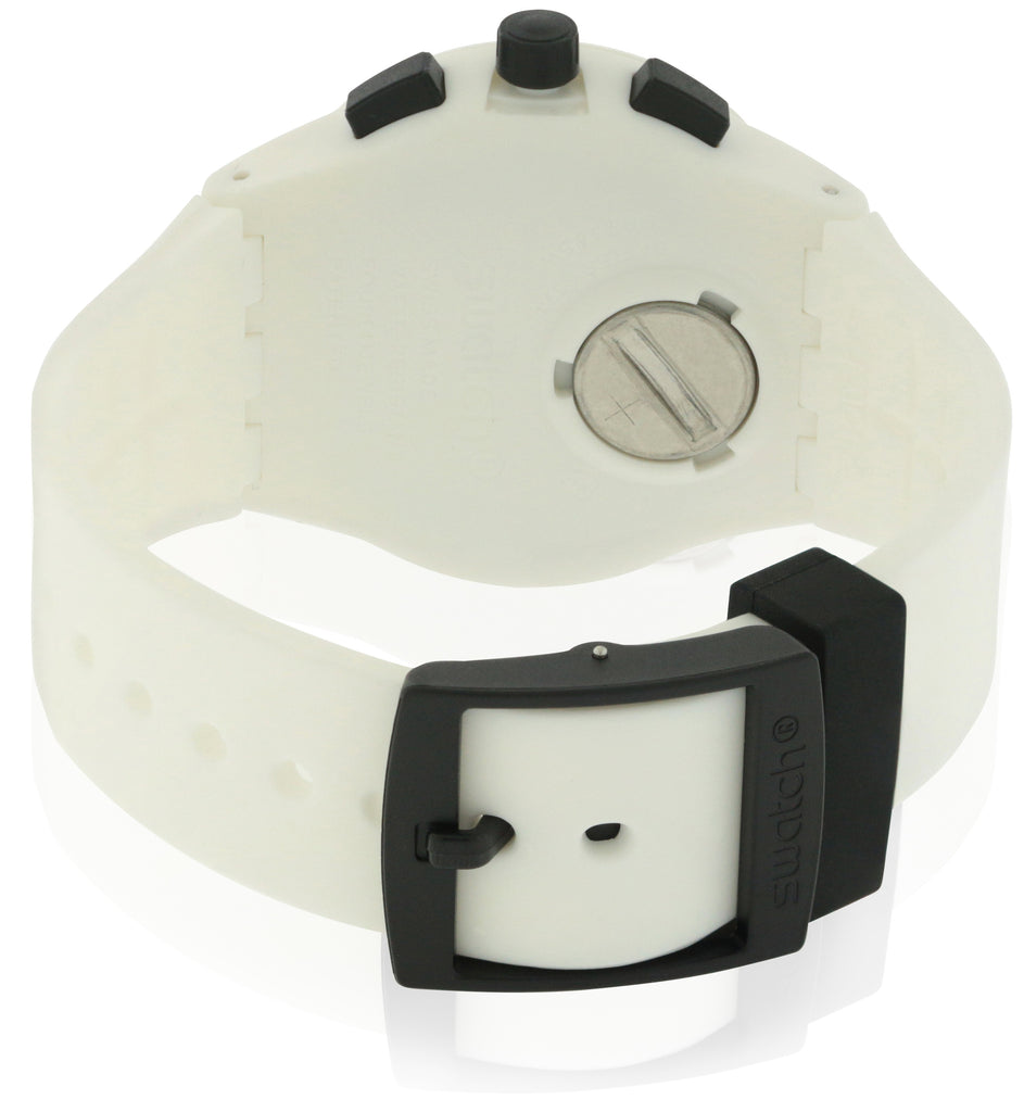 Swatch WHY AGAIN Mens Watch