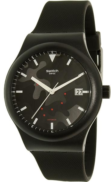 Swatch SISTEM CLOUDS Mens Watch
