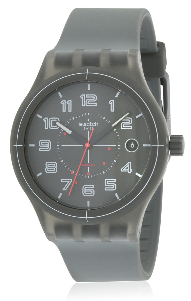 Swatch SISTEM ASH Automatic Mens Watch