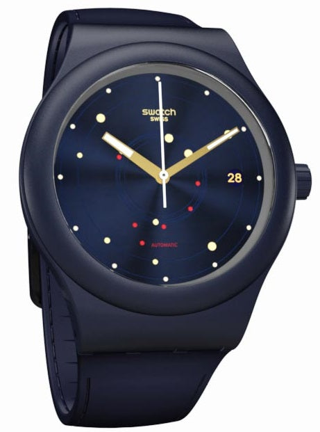 Swatch SISTEM SEA Automatic Unisex Watch