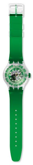 Swatch (Open Box) MIN-TINI Unisex Watch SUUK104