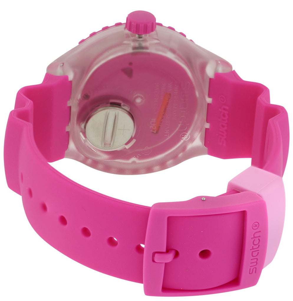 Swatch DIE ROSE Unisex Watch