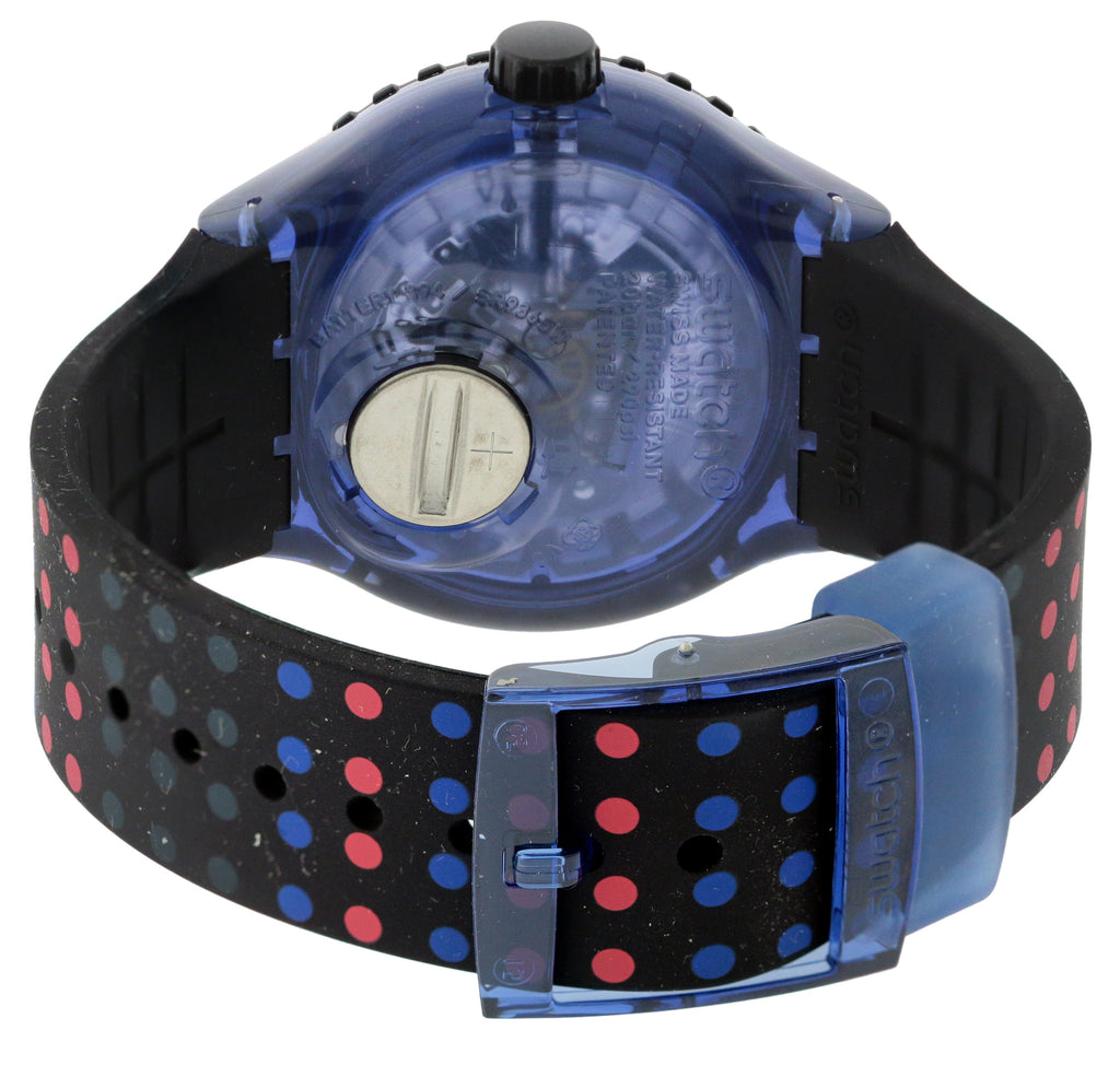 Swatch PUNTAMIBLU Ladies Watch