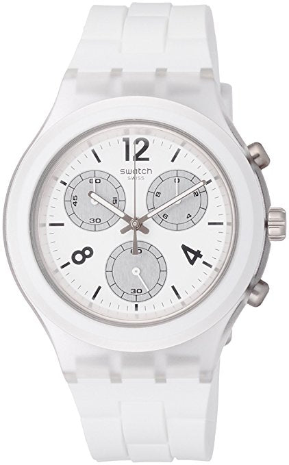 Swatch ELESILVER Mens Watch