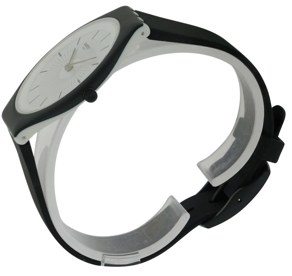 Swatch SKINNOIR Unisex Watch