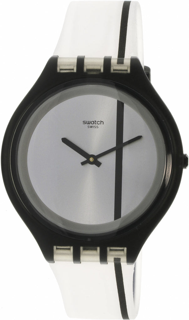 Swatch SKINTHROUGH Mens Watch