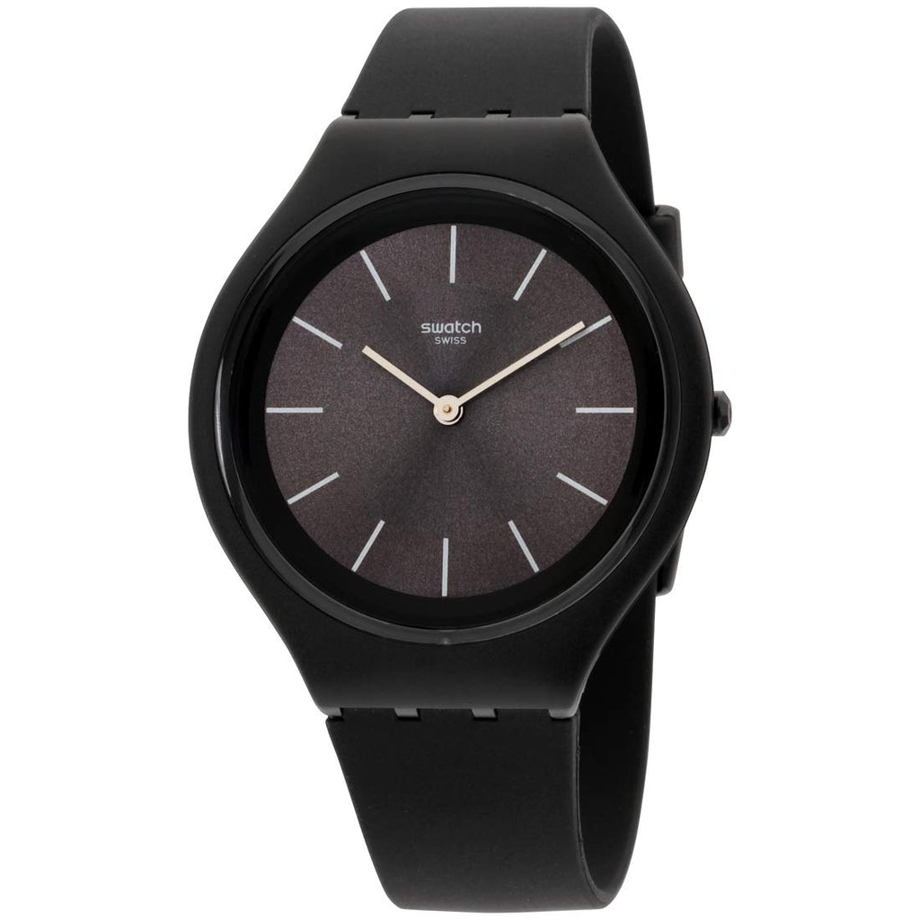 Swatch Skincharbon Mens Watch