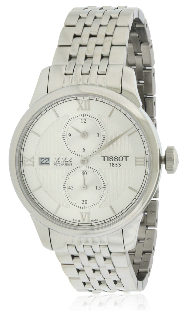 Tissot Le Locle Automatic Stainless Steel Mens Watch
