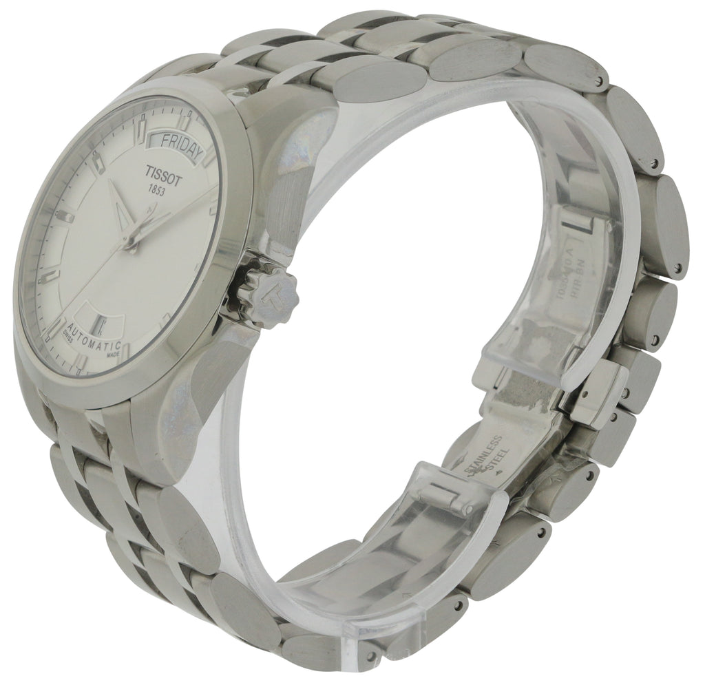 Tissot Couturier Mens Watch