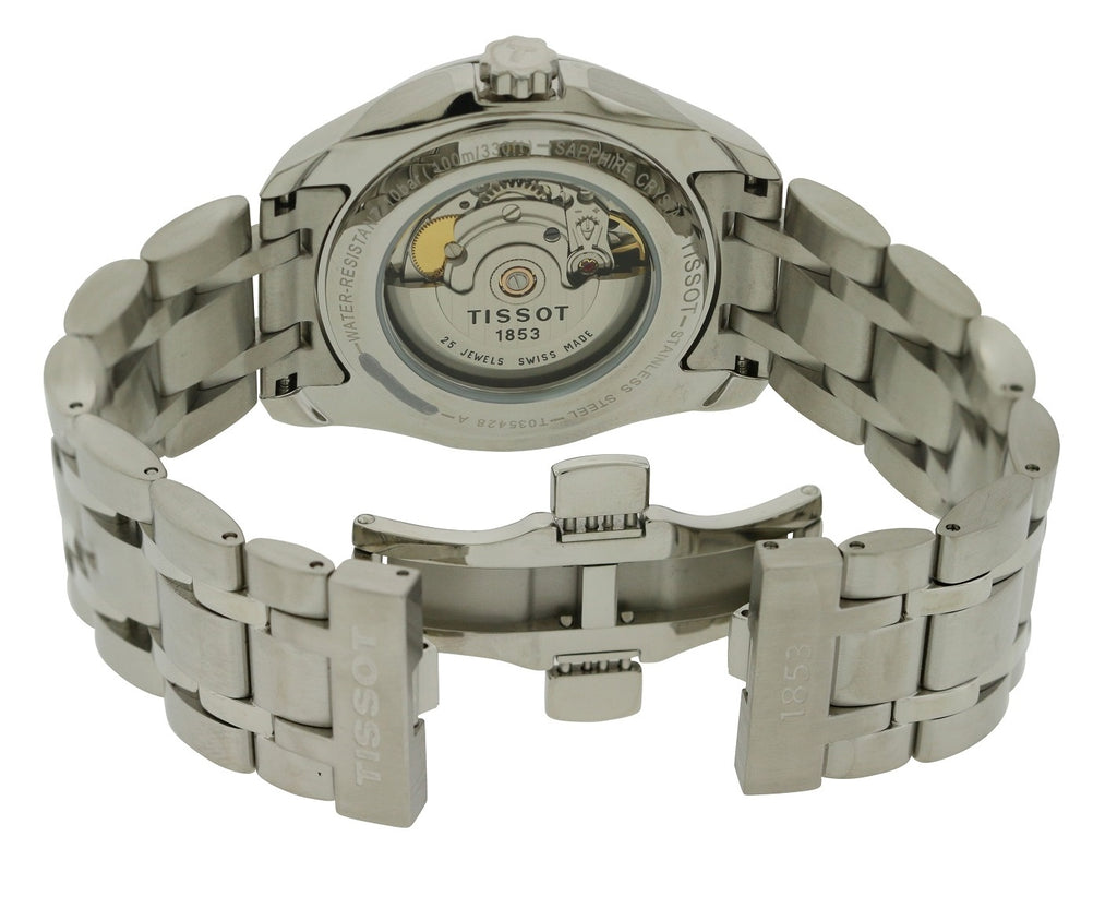 Tissot Couturier Automatic Mens Watch