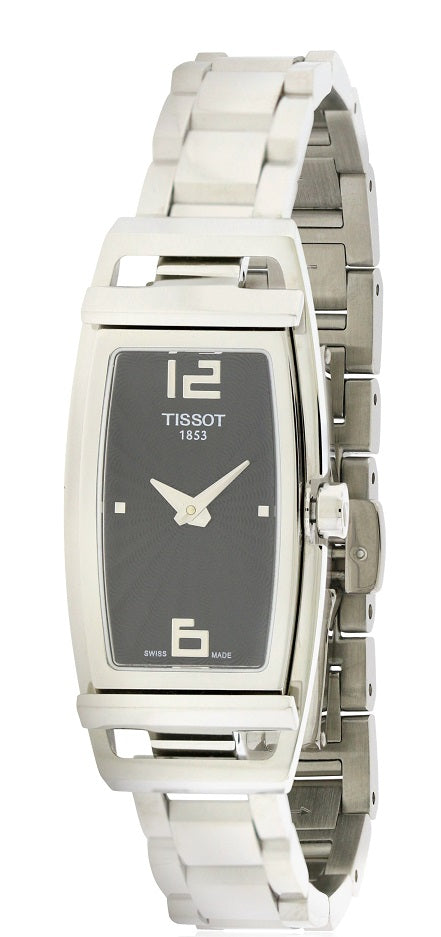 Tissot T-Trend Stainless Steel Ladies Watch