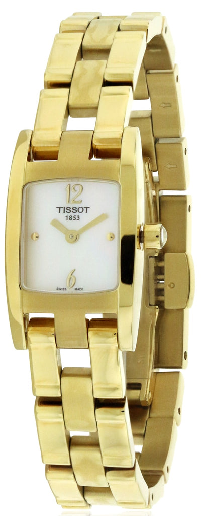 Tissot T3 Gold-Tone Ladies Watch