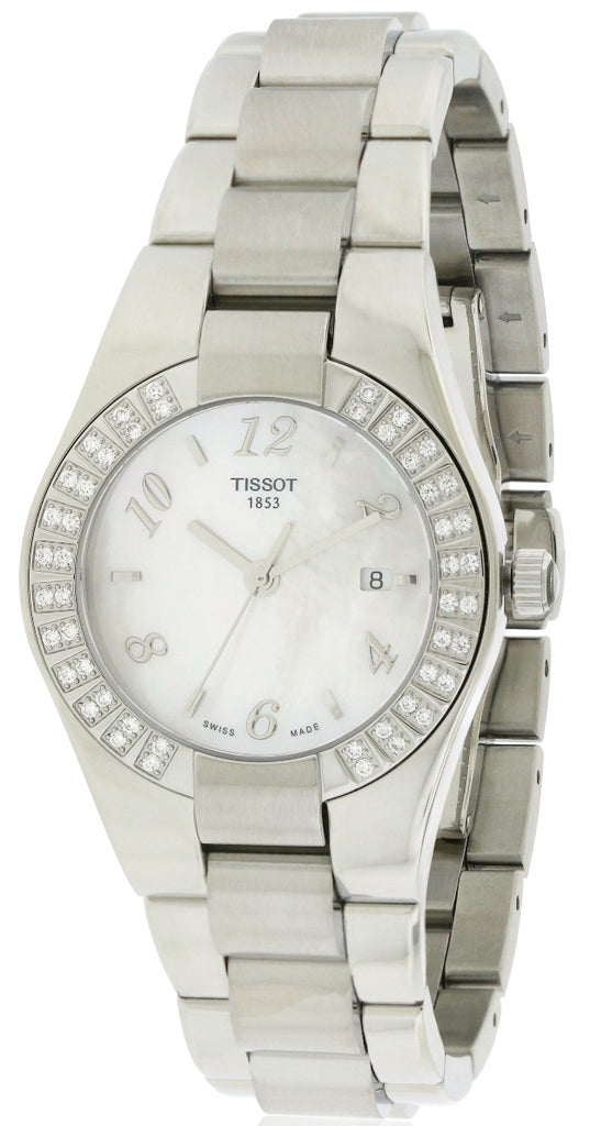Tissot Glam Stainless Steel Ladies Watch