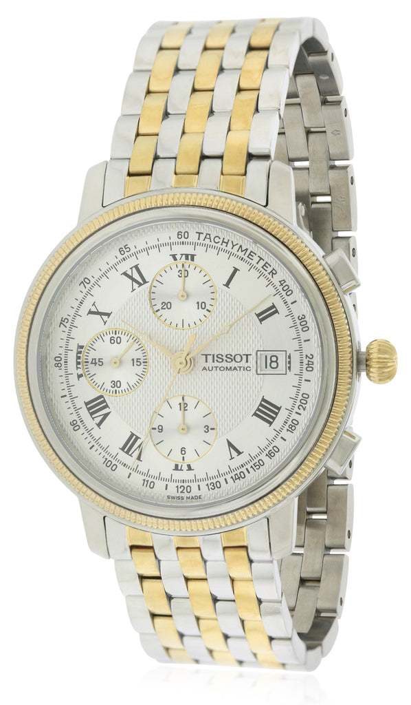 Tissot T-Classic Bridgeport Automatic Chronograph Mens Watch