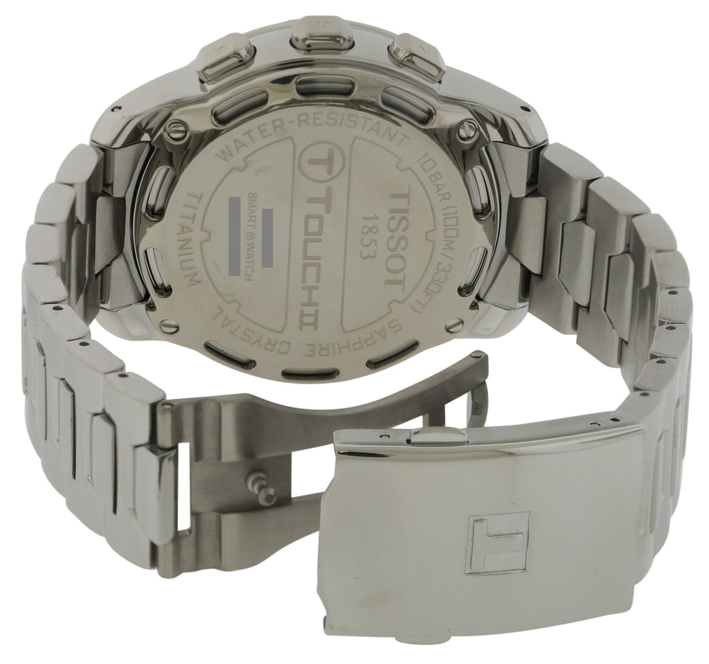 Tissot T-Touch II Analog Digital Mens Watch