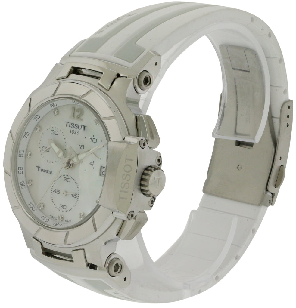 Tissot T-RaceChronograph Rubber Ladies Watch