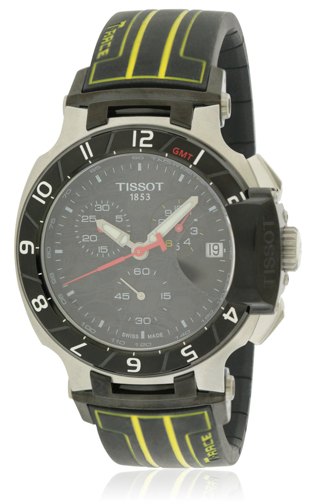 Tissot T-Race Nicky Hyden Edition Rubber Chronograph Mens Watch