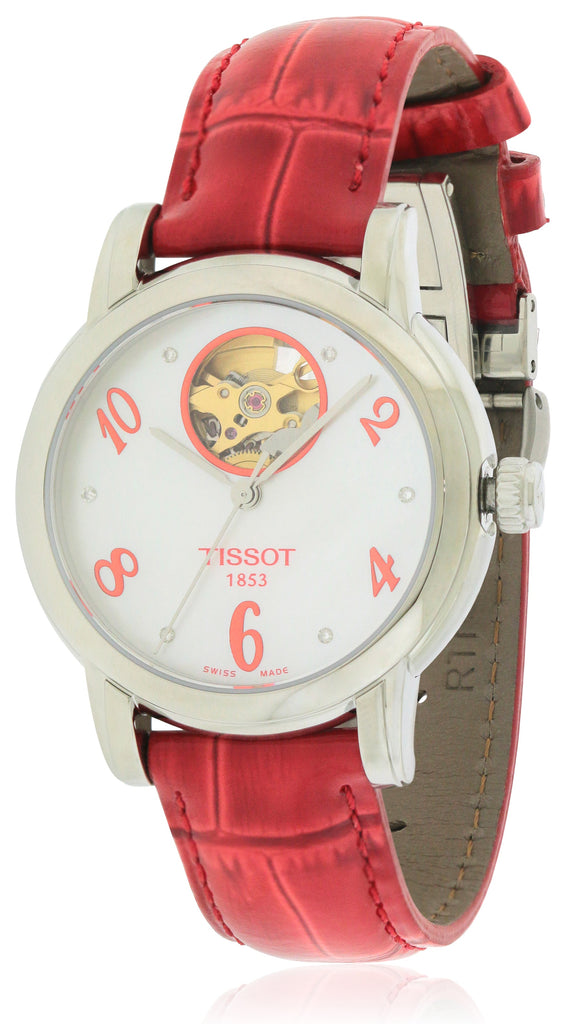 Tissot T-Classic Lady Heart Ladies Watch