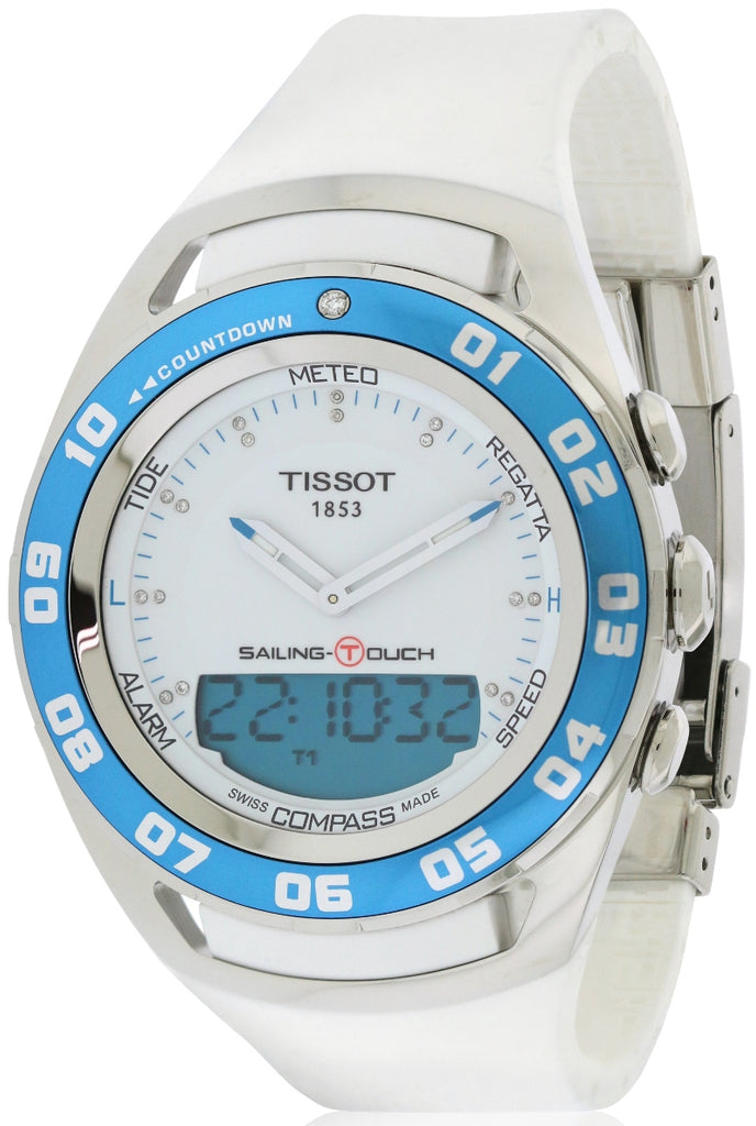 Tissot Sailing Touch Ladies Watch