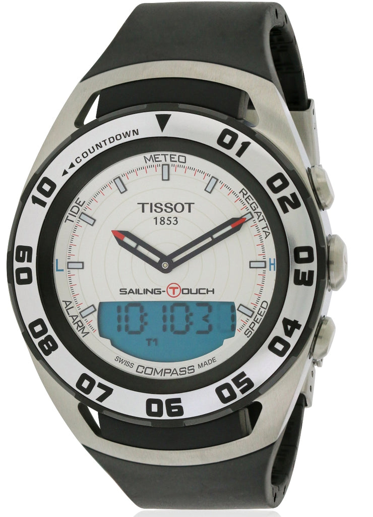 Tissot T-Touch Sailing Chronograph Mens   Watch