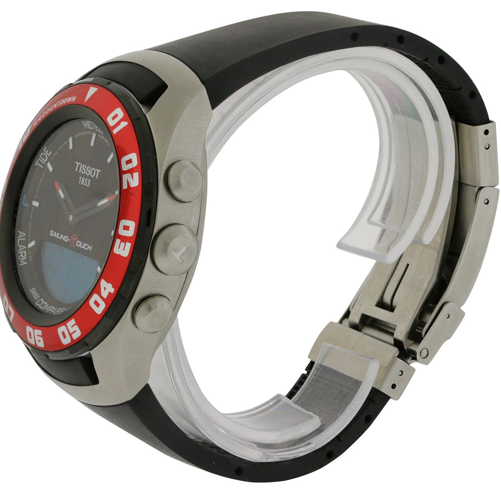 Tissot Sailing-Touch Mens Watch