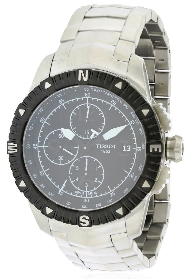 Tissot T-Navigator Chronograph Automatic Mens Watch
