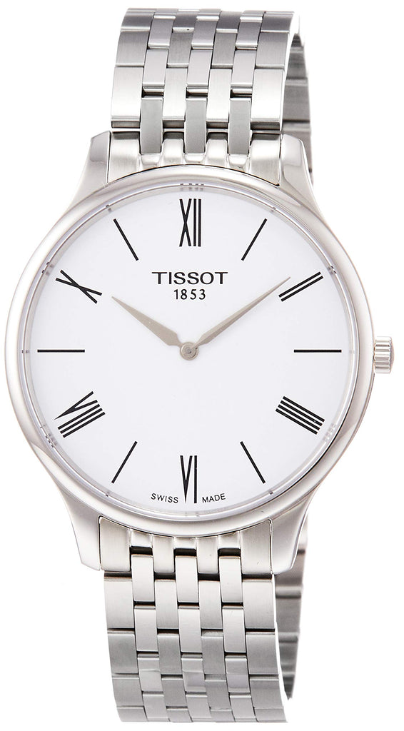 Tissot Tradition 5.5 Stainless Steel Mens Watch