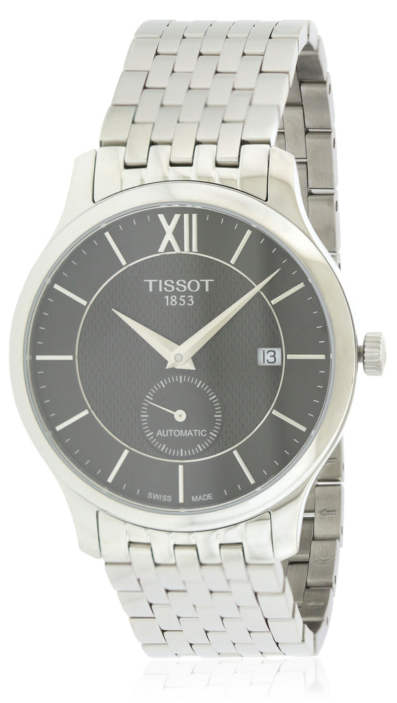 Tissot Tradition Automatic Stainless Steel Mens Watch