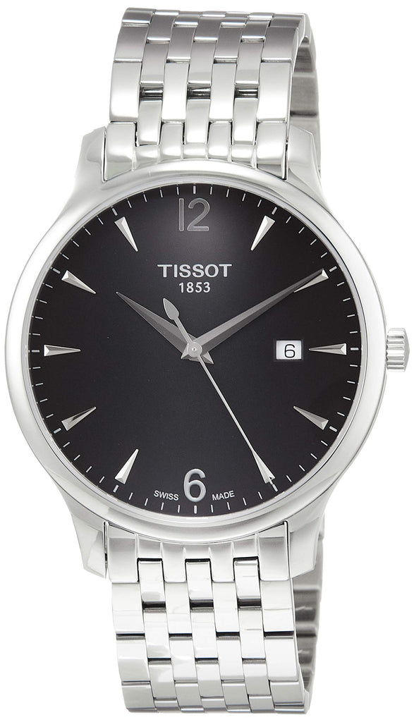 Tissot Tradition Stainless Steel Mens Watch