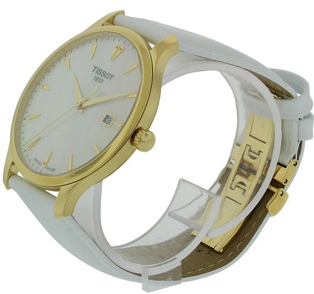 Tissot Tradition Leather Ladies Watch