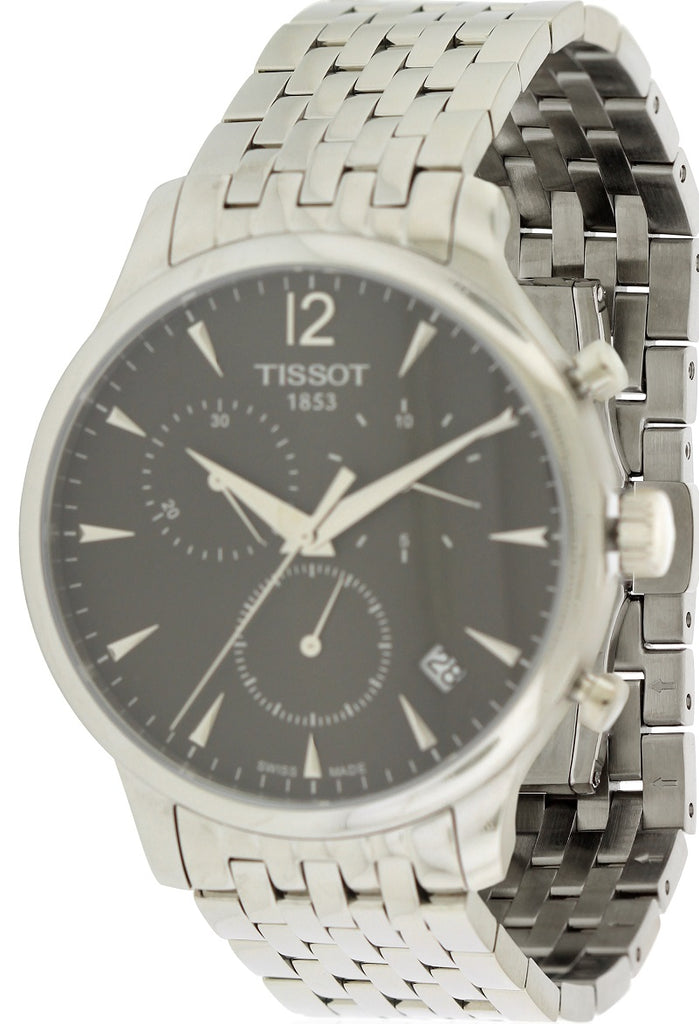Tissot Tradition Quartz Chronograph Mens Watch Watch