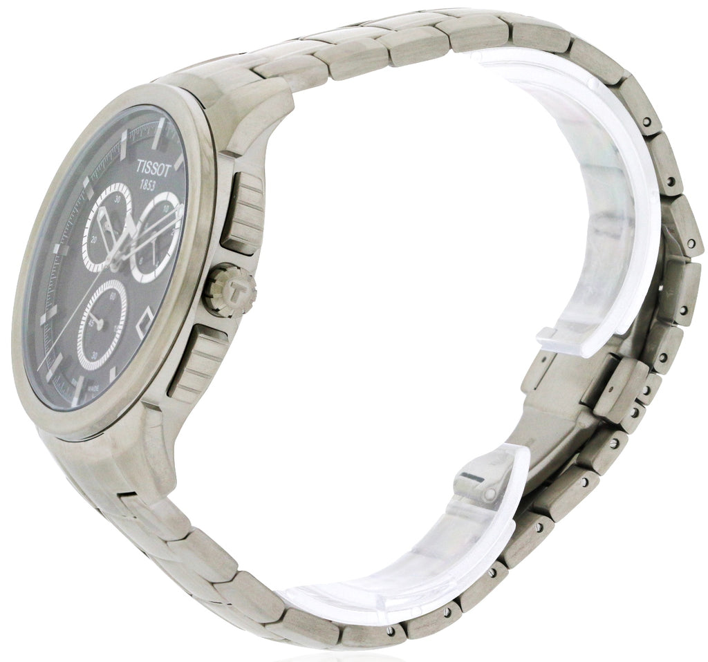 Tissot Titanium Chronograph Mens Watch