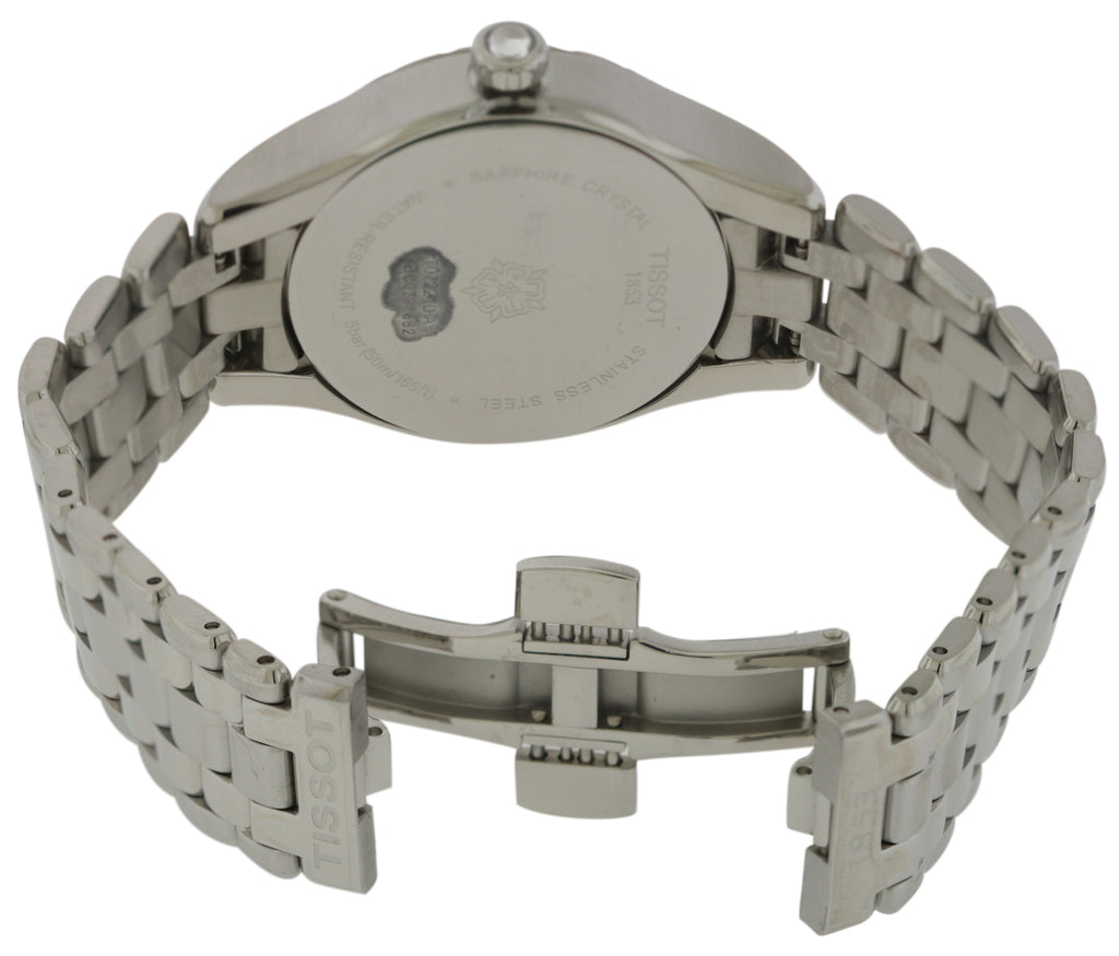 Tissot T-Lady Stainless Steel Ladies Watch