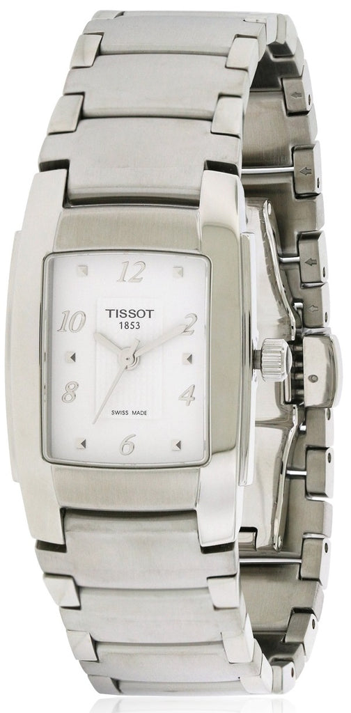 Tissot T-10 Stainless Steel Ladies Watch