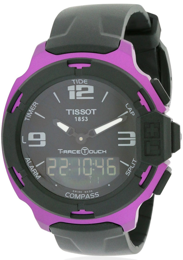 Tissot T-Race Touch Aluminum Mens Watch