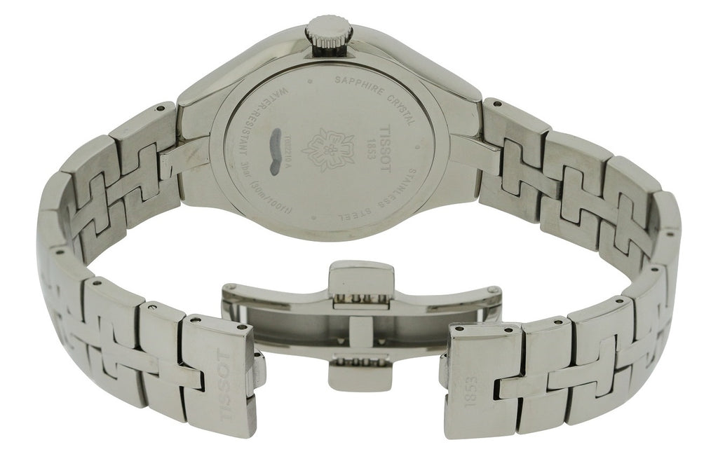Tissot T-Trend T12 Stainless Steel Ladies Watch