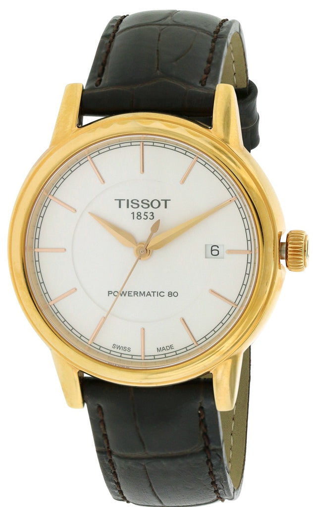 Tissot T-Classic Carson Automatic Mens Watch