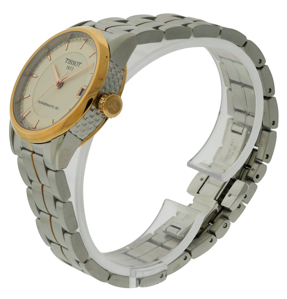 Tissot T-Classic Luxury Automatic Ladies Watch