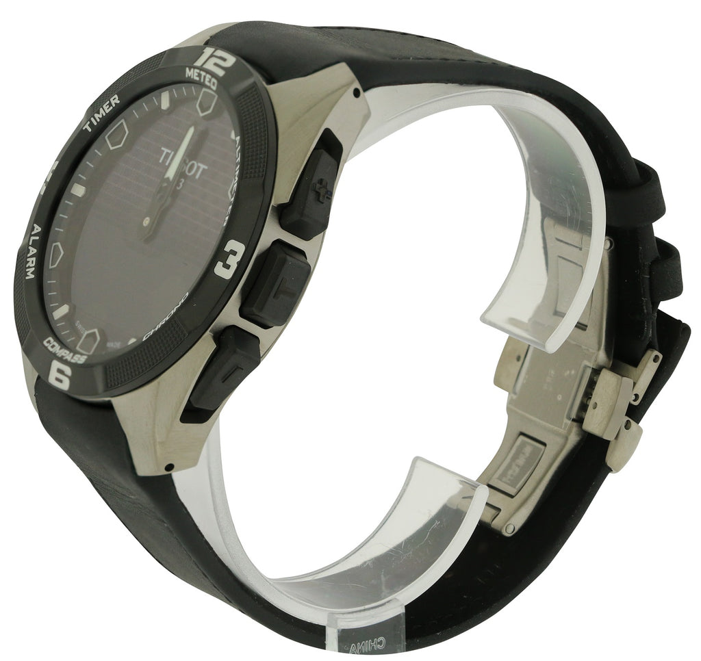 Tissot T-Touch Leather Mens Watch