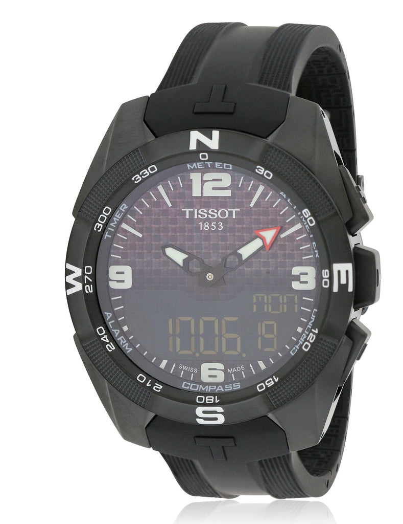 Tissot T-Touch Rubber Mens Watch