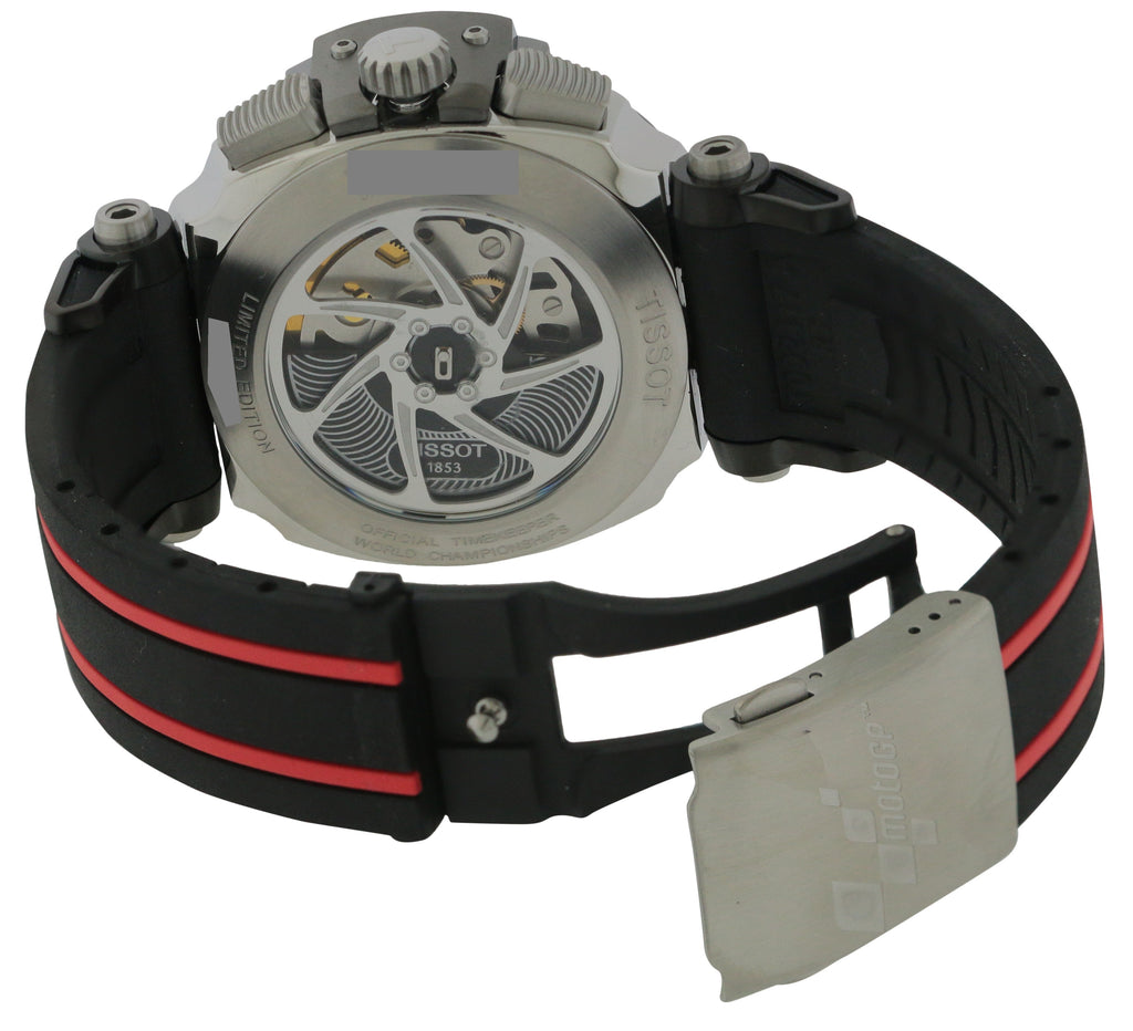 Tissot T-Race Moto Gp Chronograph Automatic Mens Watch