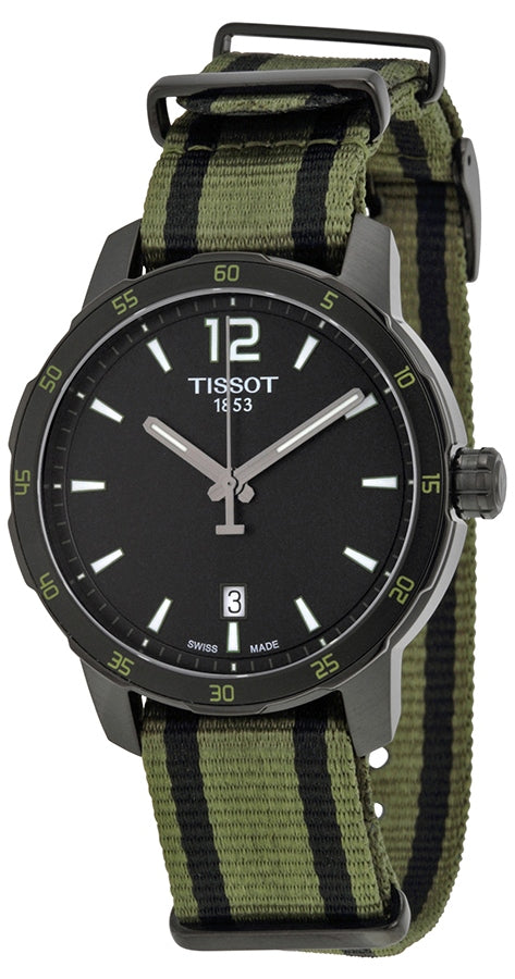 Tissot Quickster Nylon Mens Watch