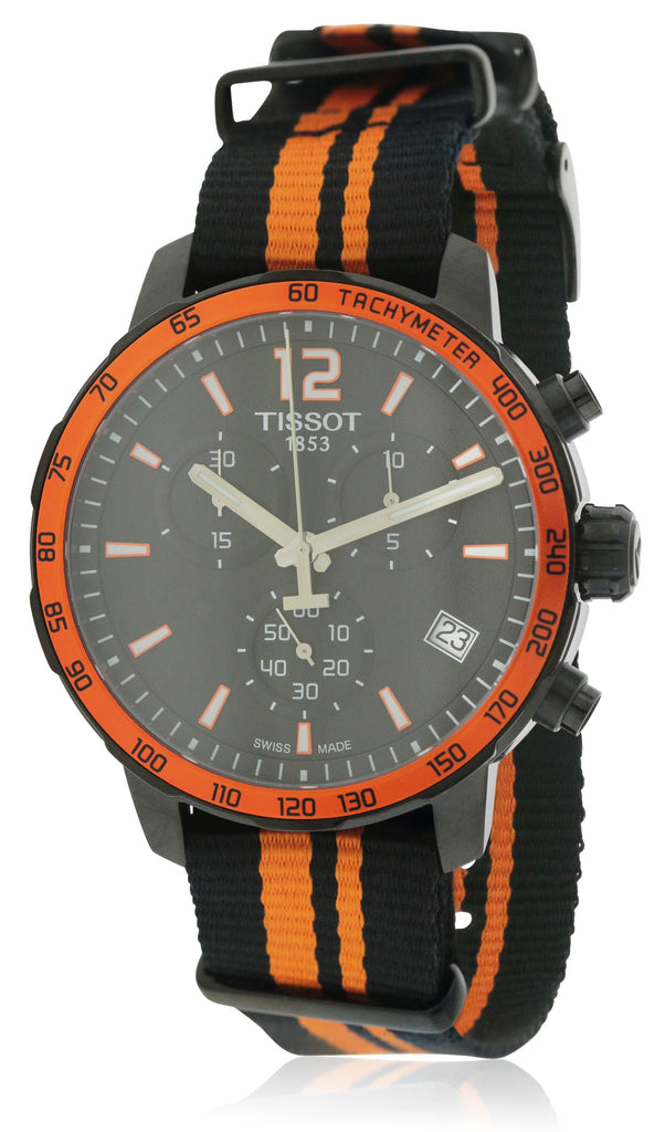 Tissot Quickster Nylon Chronograph Mens Watch