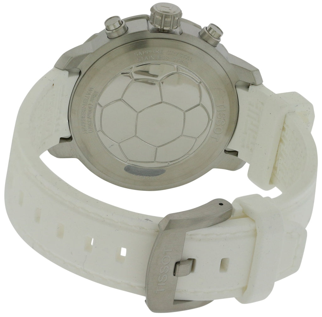 Tissot Quickster Soccer World Cup Mens Watch