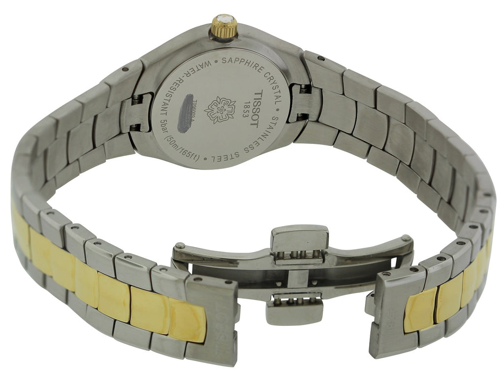 Tissot T-Round Ladies Watch