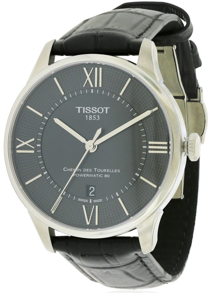 Tissot Chemin Des Tourelles Automatic Mens Watch