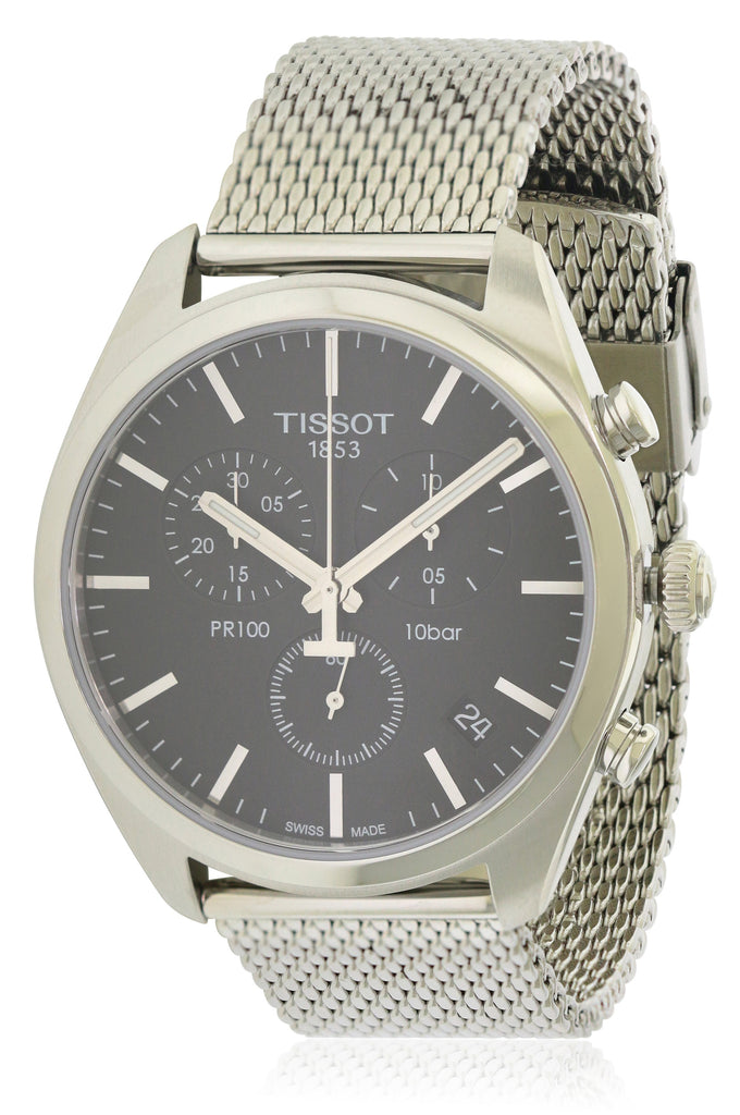 Tissot PR100 Chronograph Mens Watch